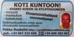 Remonttipalvelut Pekka Rosholm