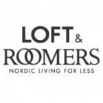Loft & Roomers huonekaluliike