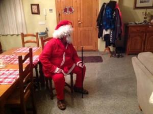 Meijän kylän joulupukki