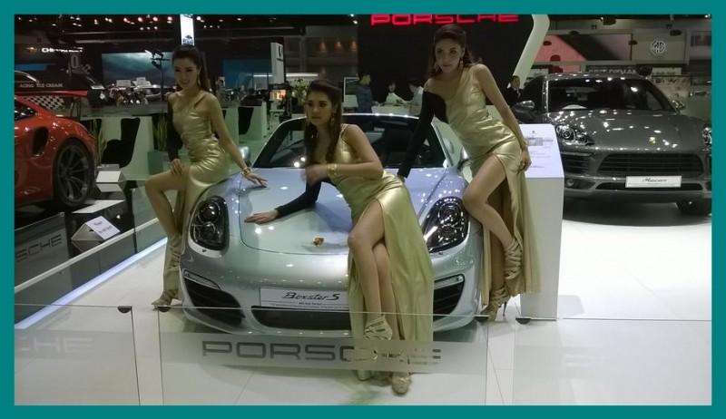 Bangkok Motor Expo 2015